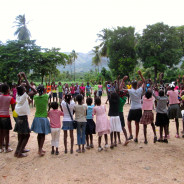 The Anika James Library and Centers for Learning at Lide in Haiti